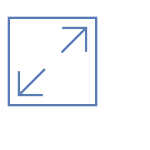 Scaled Icon